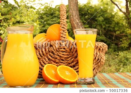 오렌지, 오렌지주스, 과일 50017336