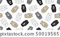 곰, 벡터, 밑그림 50019565