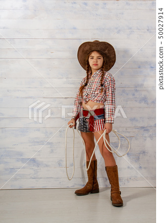 Little Cowboy Girl 50027914