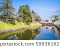 National Treasure Hikone Castle Uchibori 50036162