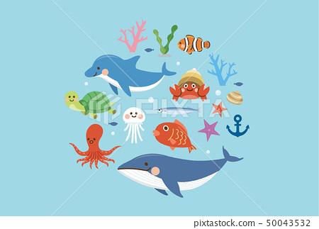 海生物集 50043532