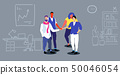 businesspeople group collaborating holding pile hands team spirit concept business people standing 50046054