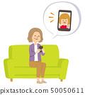 可視電話智能手機 50050611