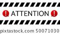 주의, 관심, 경고 50071030