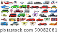 Set of transportation vehicle 50082061