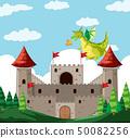 A fantasy dragon story 50082256