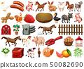 Set of farm element 50082690