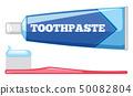 Set of teeth care 50082804