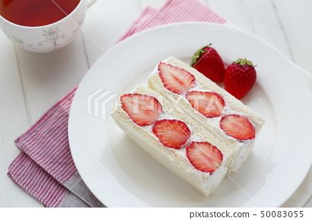 딸기 샌드 50083055