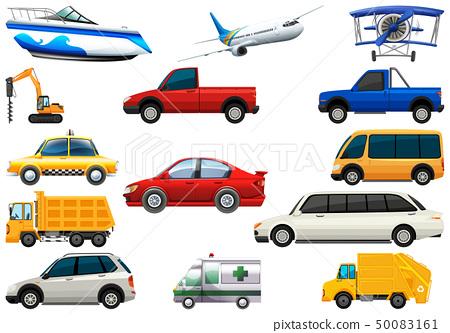 Set of transportation vehicle 50083161