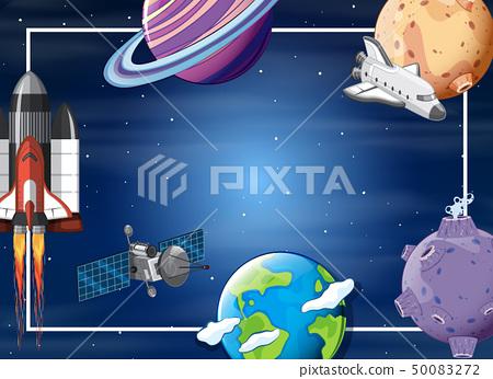 A space element border 50083272