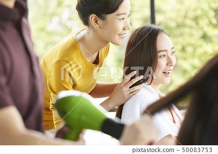 여성 미용 미용실 50083753