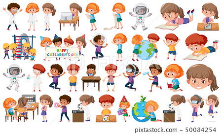 Set of learning kids 50084254