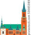 리 다르 홀멘 교회 50085089