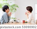 早餐场面夫妇夫妇 50090902