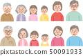 家庭三世代的例證 50091933
