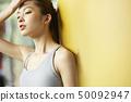 女式運動服 50092947