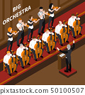 Music Isometric Composition 50100507