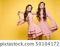 twins, girl, female 50104172