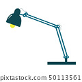 office lamp icon 50113561
