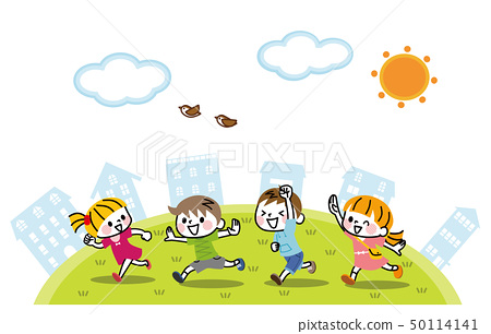 달리는 아이들 50114141