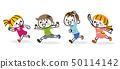 奔跑的孩子 50114142