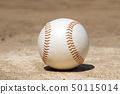 Rigid baseball ball 50115014