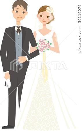 新娘和新郎 50116074