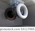 噴氣機引擎測試站的圖像 50117065