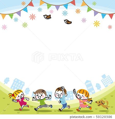 Children's frame 50120386