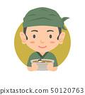소바의 아이콘 50120763