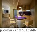 厨房 时尚 现代 50125607