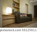 客厅 时尚 现代 50125611