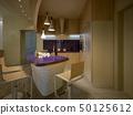 厨房 时尚 现代 50125612