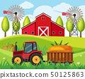 場景 農場 穀倉 50125863