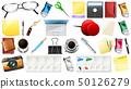 Set of stationary object 50126279