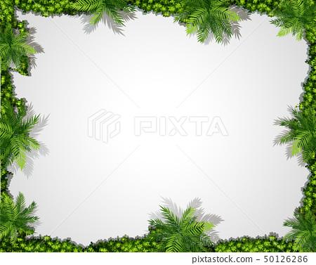 A nature green border 50126286