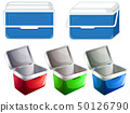 Set of ice box container 50126790