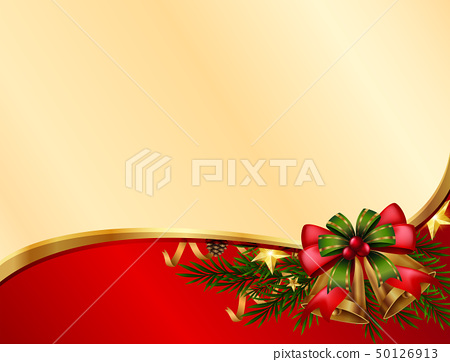 Background template with christmas bells 50126913