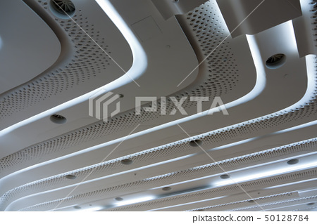 Modern music hall ceiling 50128784