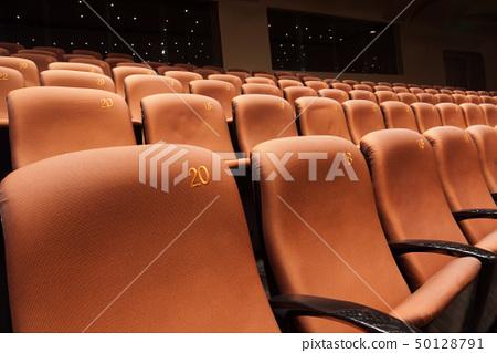 Modern theatre interior 50128791