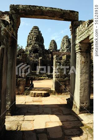 Bayon temple, Angkor,  Cambodia 50128910