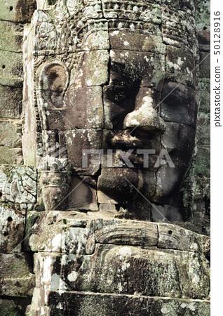 Cambodia - Bayon temple 50128916