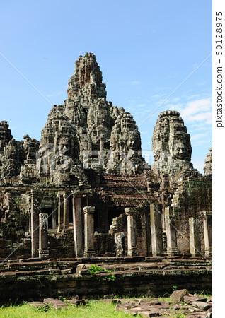 Bayon temple, Angkor,  Cambodia 50128975