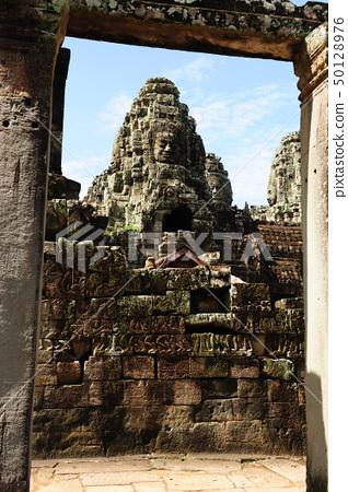 Bayon temple, Angkor,  Cambodia 50128976