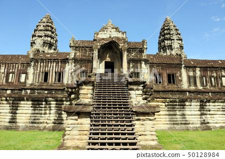 Cambodia - Angkor wat temple 50128984