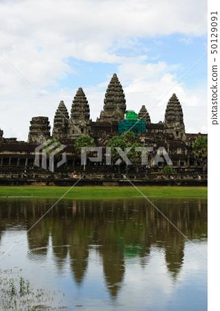 Cambodia - Angkor wat temple 50129091