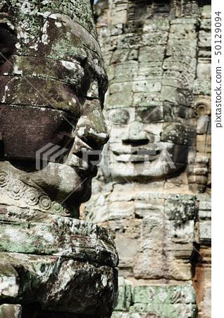 Cambodia - Bayon temple 50129094