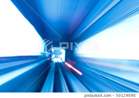 Subway tunnel 50129098