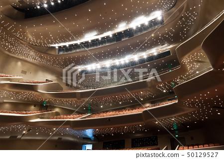 Modern theatre interior 50129527